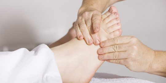Voet(Reflex) Massage